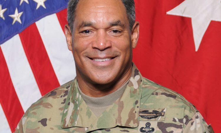 Lt. Gen. Garrett