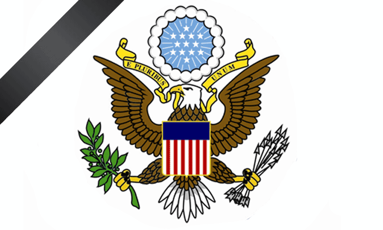 The U.S. Embassy Cairo Seal