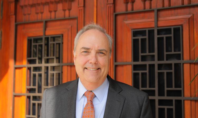 Chargé d'Affaires Thomas H. Goldberger