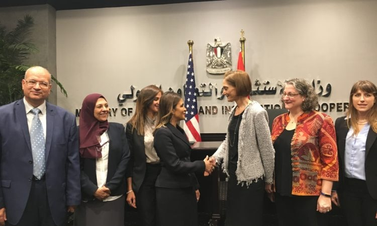 United States Commits $13.8 Million in Water Sector Support for Egypt