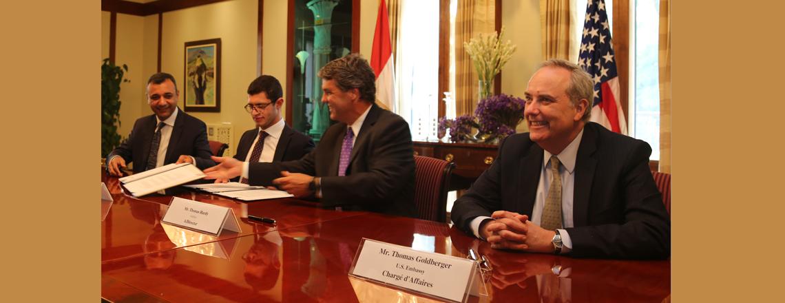 USTDA Acting Director Visits Egypt on September 23 and 24