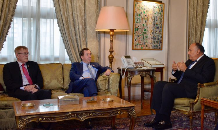 Chairman Royce Leads Delegation to Egypt
